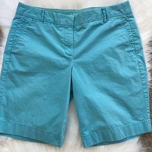 J.Crew Stretch Shorts 8 Summer Weight Chinos